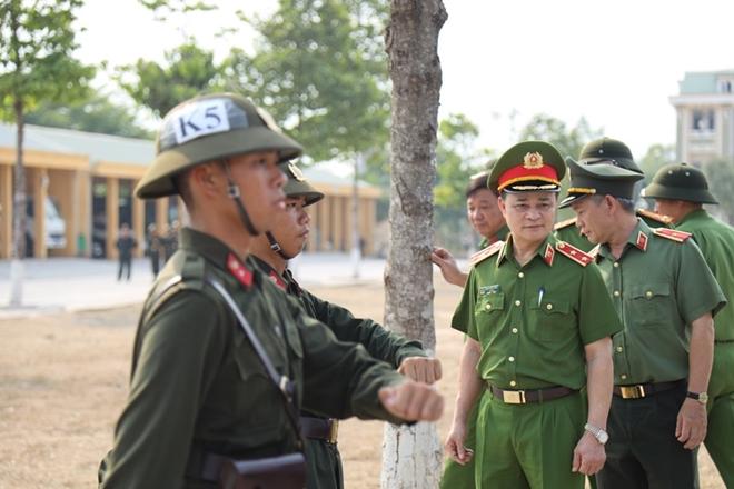 Bộ Tư lệnh CSCĐ giao ban công tác quản lý, huấn luyện đầu khóa - Ảnh minh hoạ 3