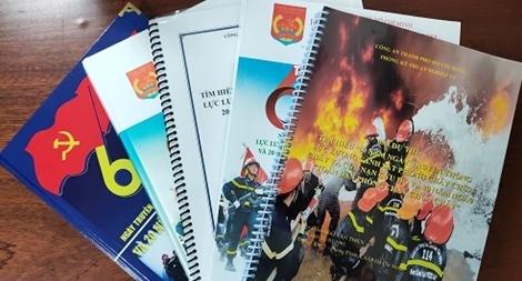 Trao giải cuộc thi viết về Ngày truyền thống lực lượng Cảnh sát PCCC&CNCH