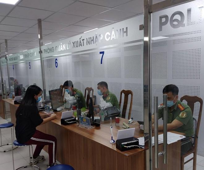 Công an TP Hồ Chí Minh giải quyết trong ngày đối với 9 thủ tục hành chính