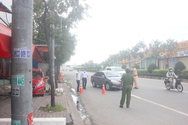 Công an TP Hồ Chí Minh tăng cường tuần tra kiểm soát lưu động