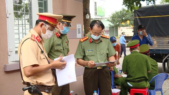 Công an tỉnh BR-VT tăng cường công tác phòng, chống dịch trong các khu công nghiệp - Ảnh minh hoạ 2