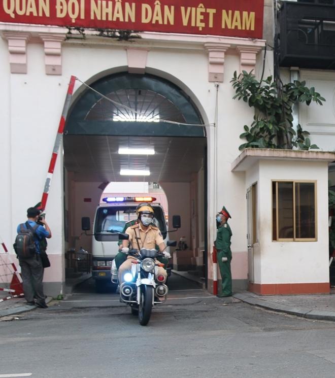 Công an và Quân sự TP Hồ Chí Minh tăng cường phối hợp tuần tra, kiểm soát - Ảnh minh hoạ 2