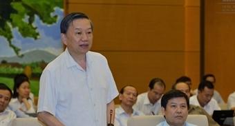 Bộ trưởng Tô Lâm: Sẽ xử lý người đưa tin sai sự thật vụ 'nước mắm nhiễm asen'