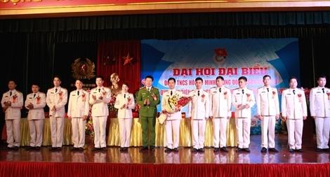 Đại hội Đoàn Thanh niên Trung đoàn 30 nhiệm kỳ VII
