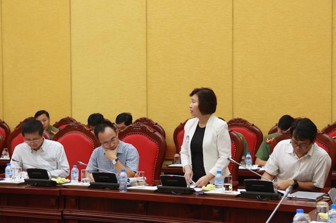 Bộ Công an họp Ban soạn thảo, Tổ biên tập dự án Luật An ninh mạng - Ảnh minh hoạ 5