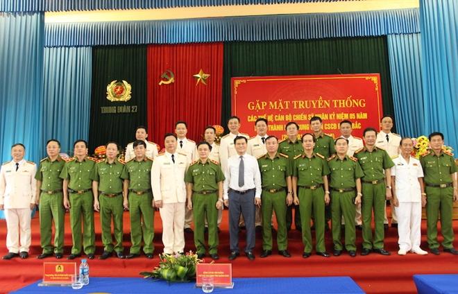 Trung đoàn CSCĐ Đông Bắc gặp mặt truyền thống nhân kỷ niệm 5 năm thành lập - Ảnh minh hoạ 7
