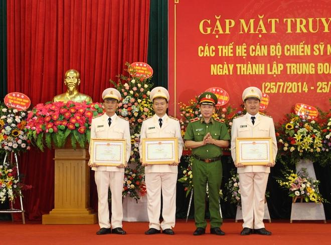 Trung đoàn CSCĐ Đông Bắc gặp mặt truyền thống nhân kỷ niệm 5 năm thành lập - Ảnh minh hoạ 5
