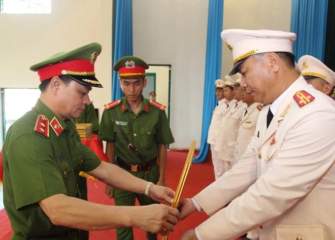 Trung đoàn CSCĐ Đông Bắc gặp mặt truyền thống nhân kỷ niệm 5 năm thành lập - Ảnh minh hoạ 3