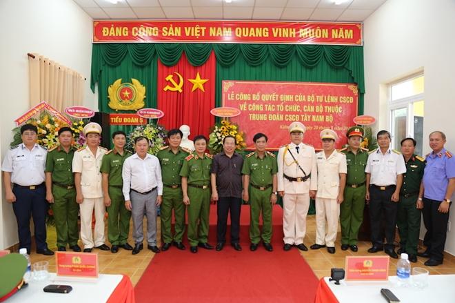 Thành lập Tiểu đoàn CSCĐ, đặc nhiệm tại huyện đảo Phú Quốc - Ảnh minh hoạ 5