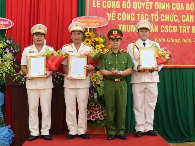 Thành lập Tiểu đoàn CSCĐ, đặc nhiệm tại huyện đảo Phú Quốc - Ảnh minh hoạ 2