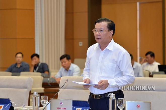 Trình Quốc hội việc bổ sung 225.000 USD vốn viện trợ cho Hà Tĩnh, Quảng Bình