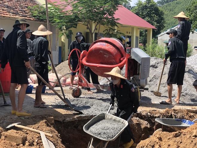 CSCĐ xây dựng và trao tặng phòng học mầm non ở Lạng Sơn - Ảnh minh hoạ 3