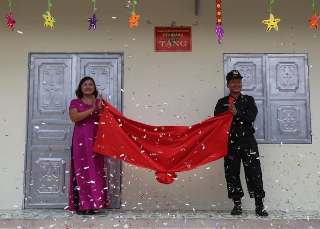 CSCĐ xây dựng và trao tặng phòng học mầm non ở Lạng Sơn - Ảnh minh hoạ 2