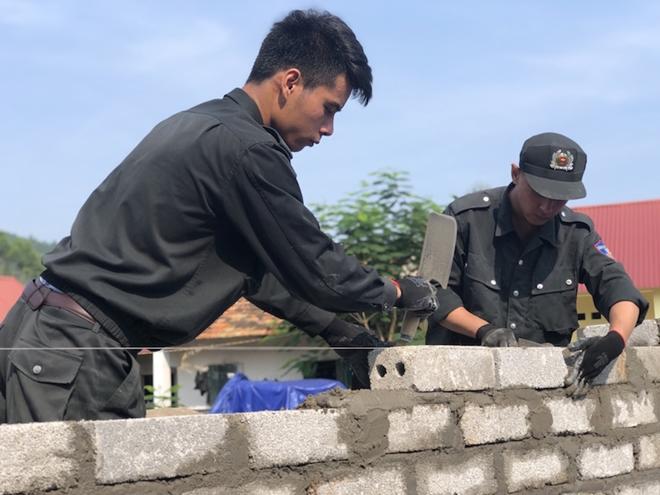 CSCĐ xây dựng và trao tặng phòng học mầm non ở Lạng Sơn - Ảnh minh hoạ 6
