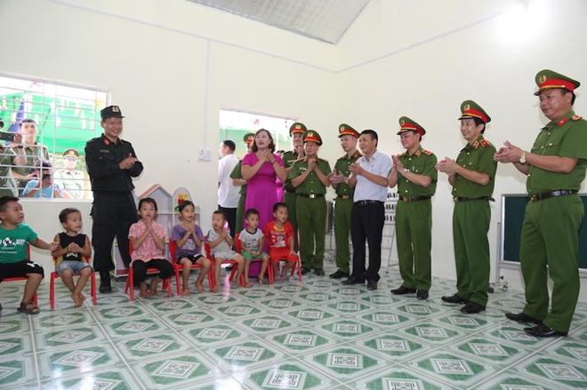 CSCĐ xây dựng và trao tặng phòng học mầm non ở Lạng Sơn - Ảnh minh hoạ 8