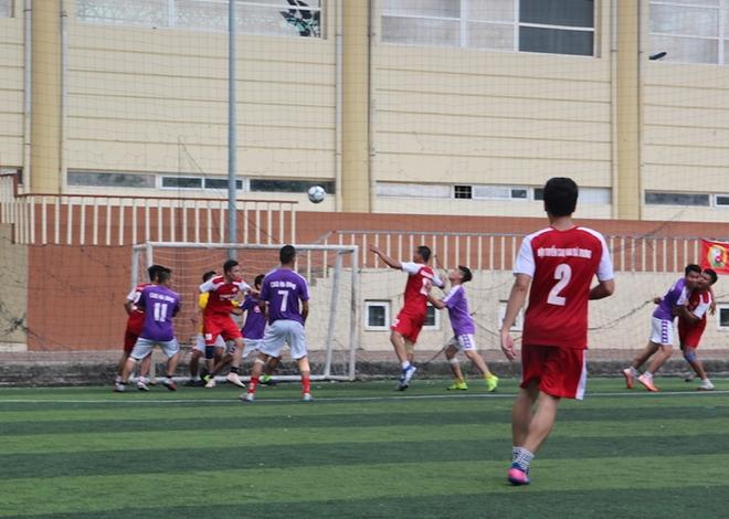 CA quận Hai Bà Trưng đoạt vô địch giải bóng đá mini Cụm thi đua số 6 - Ảnh minh hoạ 3