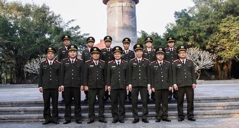 Khoa An ninh xã hội, Học viện ANND tổ chức về nguồn chào mừng ngày truyền thống