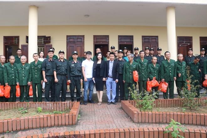 """Trung đoàn CSCĐ Bắc Trung bộ tổ chức """"Tết vì cộng đồng"""" tại Nghệ An - Ảnh minh hoạ 2"""