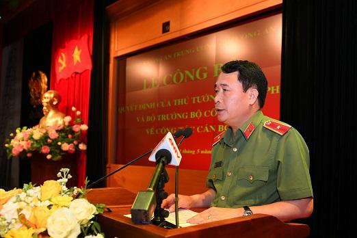 Công bố Quyết định bổ nhiệm Thứ trưởng Bộ Công an và các chức danh tư pháp - Ảnh minh hoạ 8
