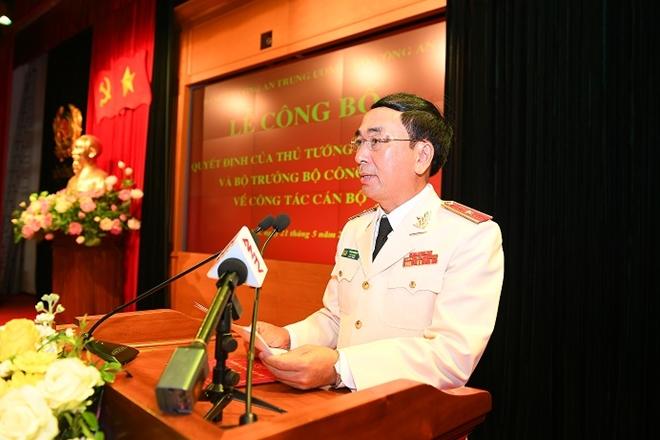 Công bố Quyết định bổ nhiệm Thứ trưởng Bộ Công an và các chức danh tư pháp - Ảnh minh hoạ 6