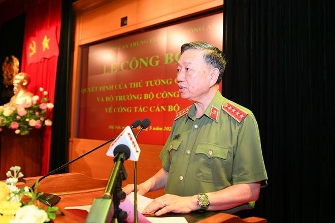 Công bố Quyết định bổ nhiệm Thứ trưởng Bộ Công an và các chức danh tư pháp - Ảnh minh hoạ 5