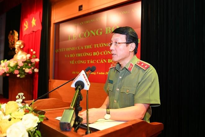 Công bố Quyết định bổ nhiệm Thứ trưởng Bộ Công an và các chức danh tư pháp - Ảnh minh hoạ 7
