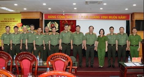 Điều động Thiếu tướng Nguyễn Hải Trung công tác tại Ủy ban Kiểm tra Đảng ủy Công an Trung ương