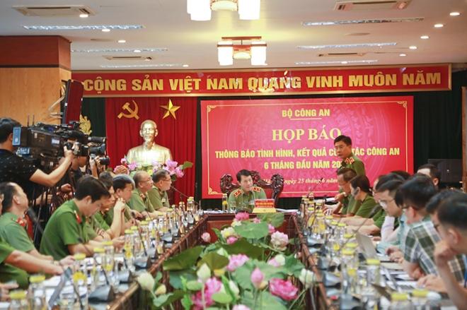 Thứ trưởng Lương Tam Quang thông tin về vụ án Nhật Cường, Công ty Tenma - Ảnh minh hoạ 2