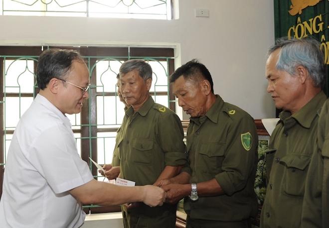 Báo CAND và hành trình về nguồn đầy nghĩa tình tại tỉnh Thanh Hóa - Ảnh minh hoạ 6