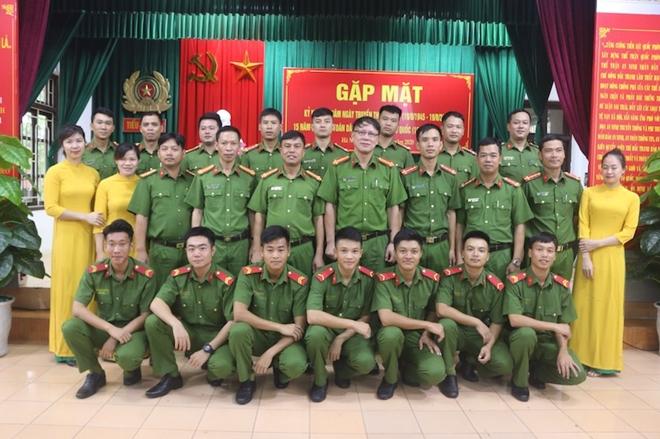 Trung đoàn CSCĐ Thủ đô tổ chức nhiều hoạt động chào mừng Ngày truyền thống CAND - Ảnh minh hoạ 5