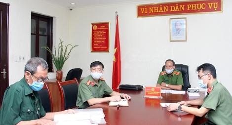 Lãnh đạo Bộ Công an tiếp công dân định kỳ tháng 8/2020