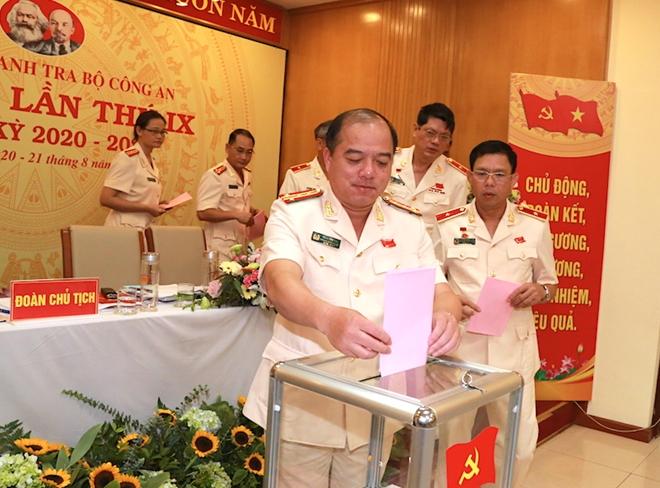 Xây dựng Đảng bộ Thanh tra Bộ Công an trong sạch, vững mạnh, bản lĩnh và chuyên nghiệp - Ảnh minh hoạ 4