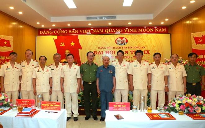 Xây dựng Đảng bộ Thanh tra Bộ Công an trong sạch, vững mạnh, bản lĩnh và chuyên nghiệp - Ảnh minh hoạ 8