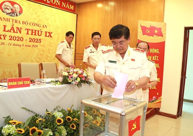 Xây dựng Đảng bộ Thanh tra Bộ Công an trong sạch, vững mạnh, bản lĩnh và chuyên nghiệp - Ảnh minh hoạ 3