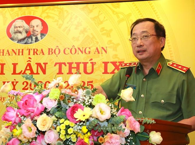 Xây dựng Đảng bộ Thanh tra Bộ Công an trong sạch, vững mạnh, bản lĩnh và chuyên nghiệp - Ảnh minh hoạ 2