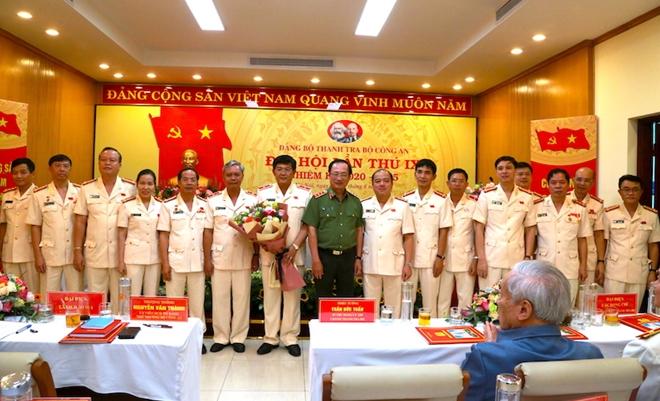 Xây dựng Đảng bộ Thanh tra Bộ Công an trong sạch, vững mạnh, bản lĩnh và chuyên nghiệp - Ảnh minh hoạ 5
