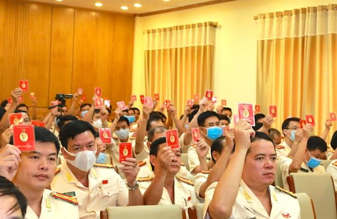 Xây dựng Đảng bộ Thanh tra Bộ Công an trong sạch, vững mạnh, bản lĩnh và chuyên nghiệp - Ảnh minh hoạ 6