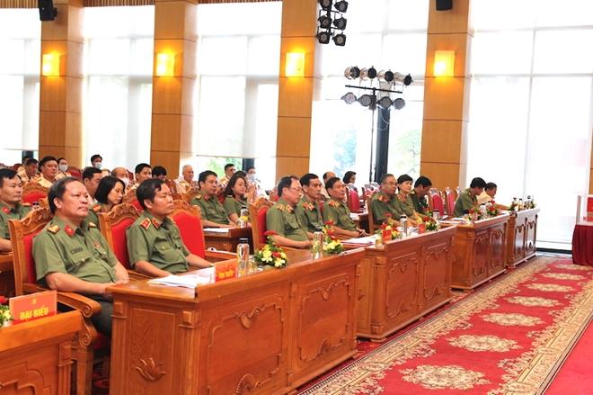 Phát huy vai trò của công tác đảng, công tác chính trị trong xây dựng lực lượng CAND