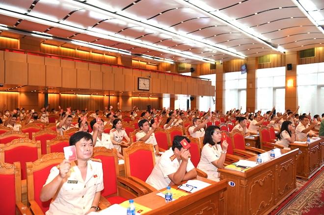 Phát huy vai trò của công tác đảng, công tác chính trị trong xây dựng lực lượng CAND - Ảnh minh hoạ 8