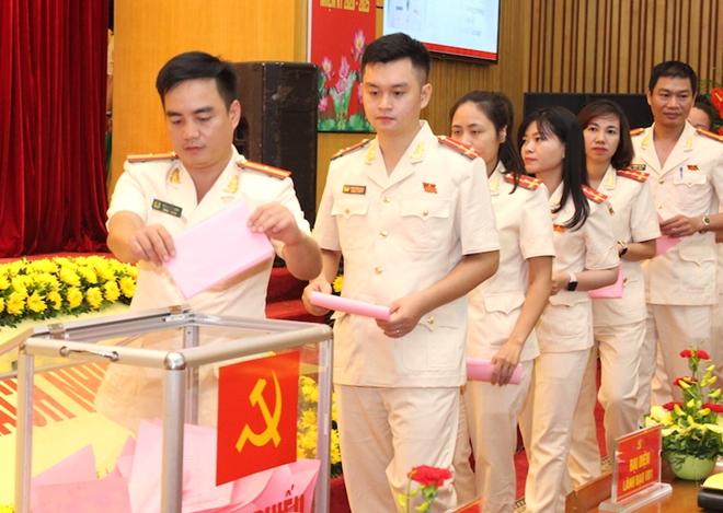Phát huy vai trò của công tác đảng, công tác chính trị trong xây dựng lực lượng CAND - Ảnh minh hoạ 6