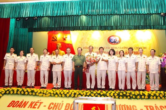 Phát huy vai trò của công tác đảng, công tác chính trị trong xây dựng lực lượng CAND - Ảnh minh hoạ 7