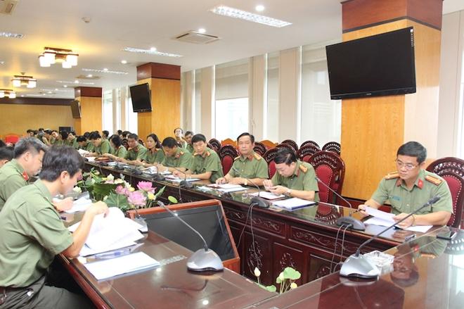 Cục Công tác đảng và công tác chính trị tập huấn công tác bảo vệ bí mật nhà nước - Ảnh minh hoạ 2