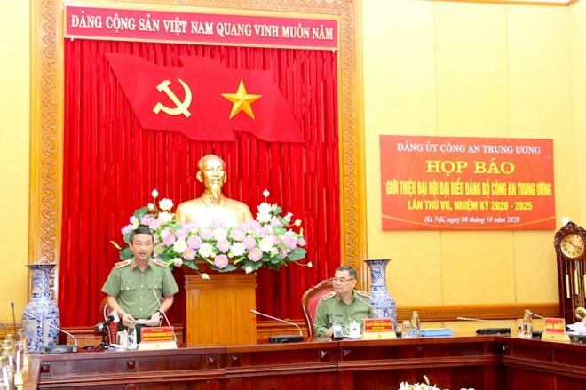 Đại hội Đảng bộ Công an Trung ương lần thứ VII sẽ diễn ra từ ngày 11 đến 13/10 - Ảnh minh hoạ 3
