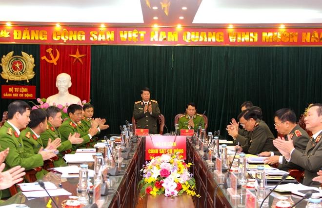 Sẵn sàng các phương án bảo vệ tuyệt đối an ninh, an toàn Đại hội Đảng lần thứ XIII