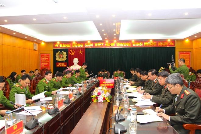 Sẵn sàng các phương án bảo vệ tuyệt đối an ninh, an toàn Đại hội Đảng lần thứ XIII - Ảnh minh hoạ 3