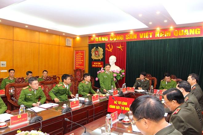 Sẵn sàng các phương án bảo vệ tuyệt đối an ninh, an toàn Đại hội Đảng lần thứ XIII - Ảnh minh hoạ 2