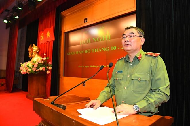 Lực lượng Công an giúp dân phòng chống thiên tai, khắc phục hậu quả mưa lũ - Ảnh minh hoạ 4