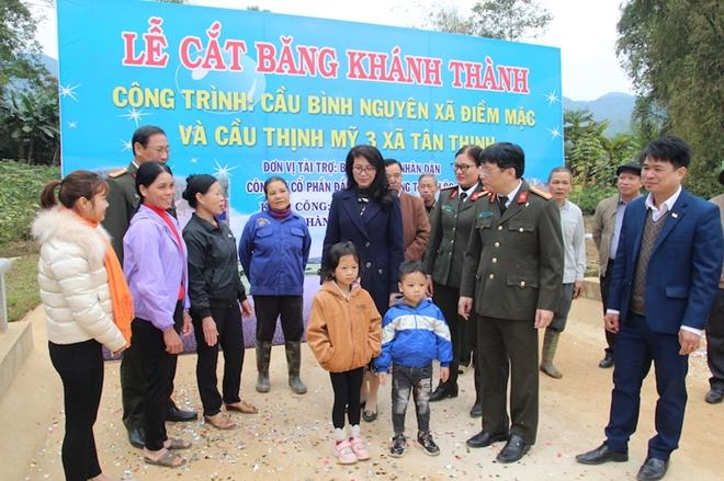 Khánh thành hai cây cầu dân sinh tại huyện Định Hóa, tỉnh Thái Nguyên - Ảnh minh hoạ 7