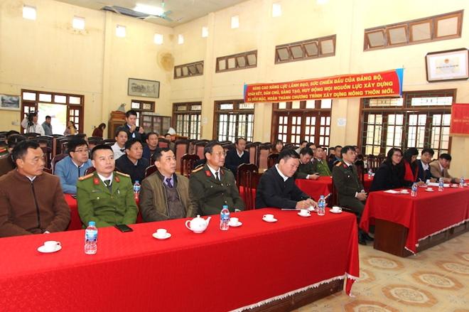 Khánh thành hai cây cầu dân sinh tại huyện Định Hóa, tỉnh Thái Nguyên - Ảnh minh hoạ 2