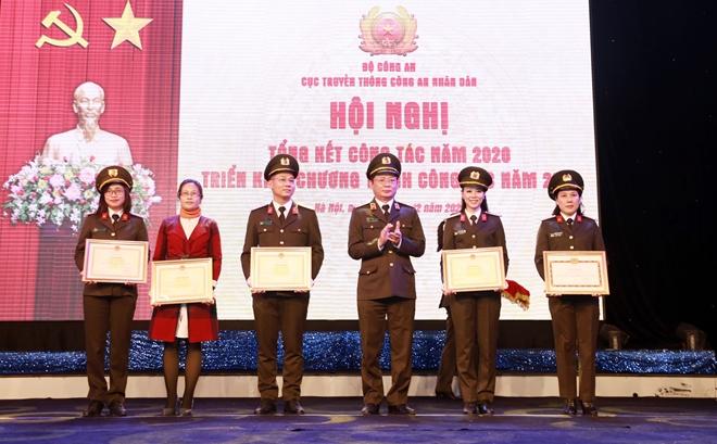 Bộ trưởng Tô Lâm chỉ đạo Hội nghị triển khai công tác Cục Truyền thông CAND - Ảnh minh hoạ 9